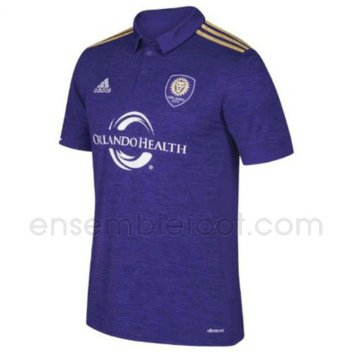 officielle maillot orlando city 2017-2018 domicile