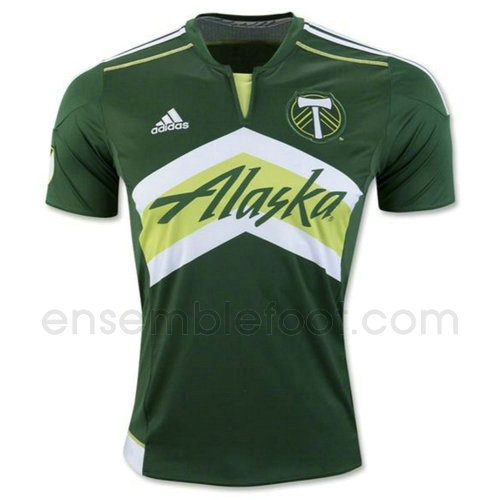 officielle maillot portland timbers 2016-2017 domicile