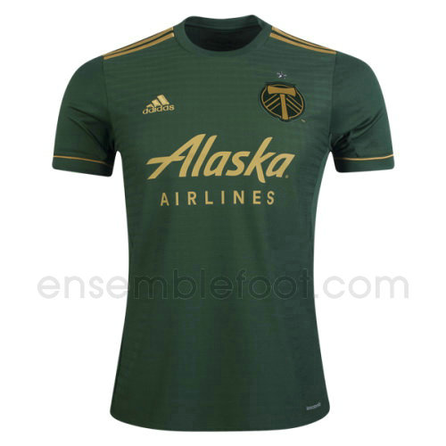 officielle maillot portland timbers 2017-2018 domicile