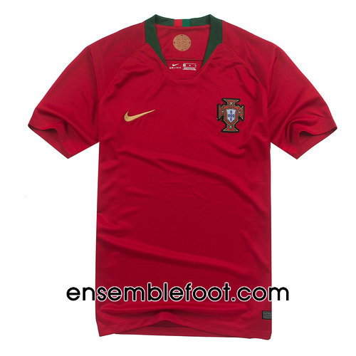 officielle maillot portugal 2018-2019 domicile