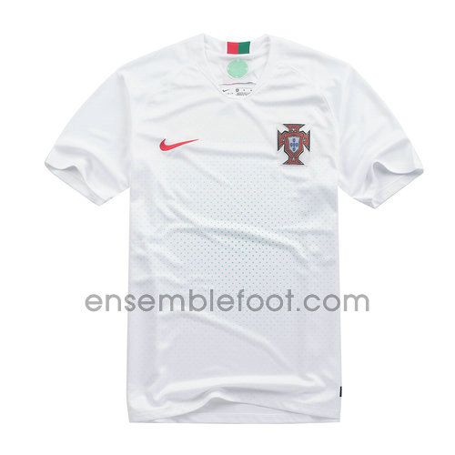 officielle maillot portugal 2018-2019 exterieur