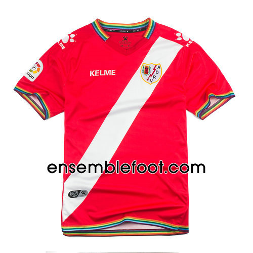 officielle maillot rayo vallecano 2017-2018 exterieur