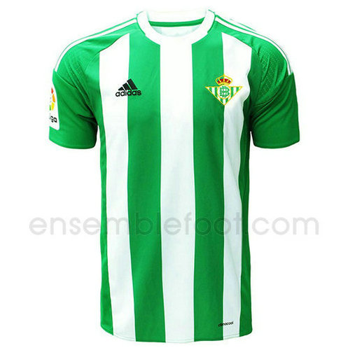 officielle maillot real betis 2016-2017 domicile