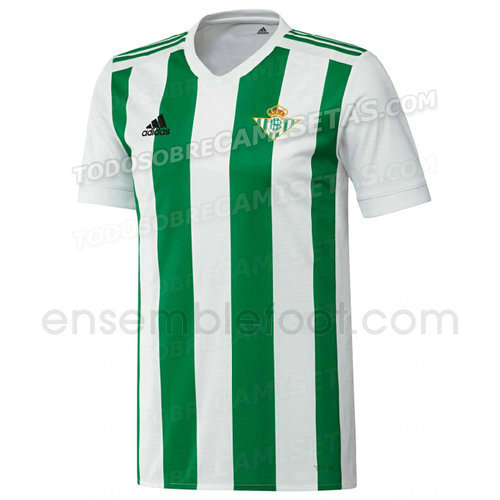 officielle maillot real betis 2017-2018 domicile