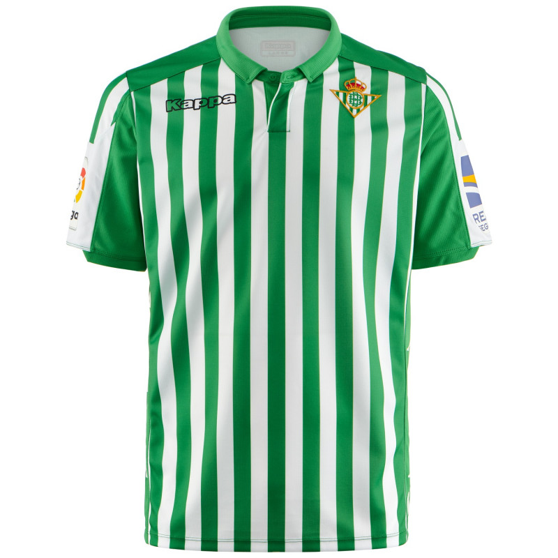officielle maillot real betis 2019-2020 domicile