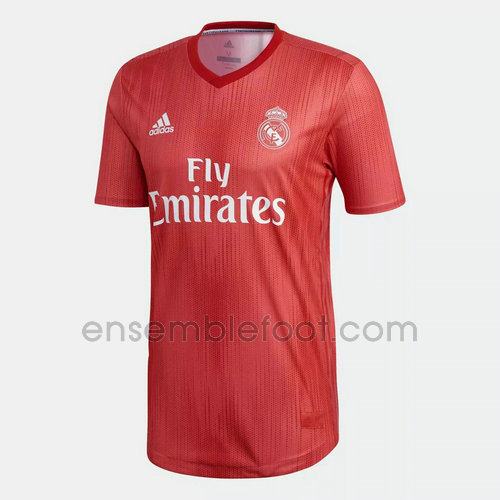 officielle maillot real madrid 2018-2019 troisieme