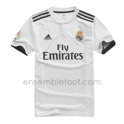officielle maillot real madrid 2018-2019 domicile