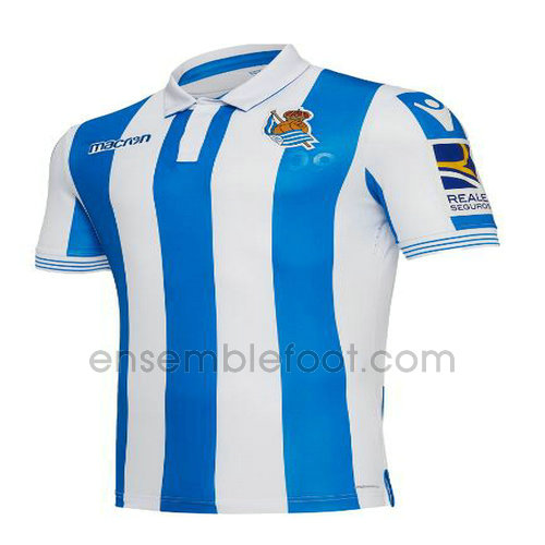 officielle maillot real sociedad 2018-2019 domicile