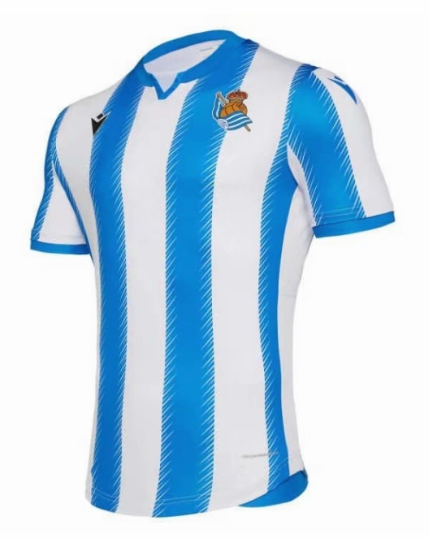 officielle maillot real sociedad 2019-2020 domicile