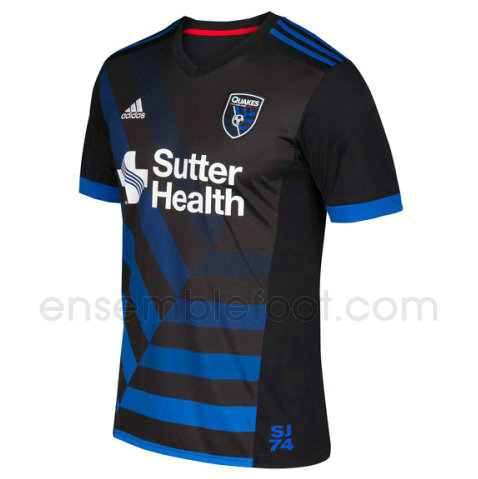 officielle maillot san jose earthquakes 2017-2018 domicile