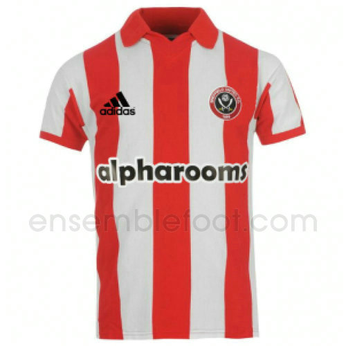 officielle maillot sheffield united 2017-2018 domicile