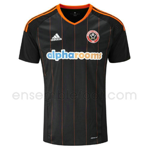 officielle maillot sheffield united 2017-2018 extérieur
