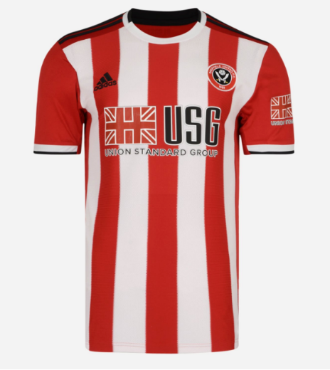 officielle maillot sheffield united 2019-2020 domicile
