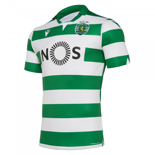 officielle maillot sporting cp 2019-2020 domicile