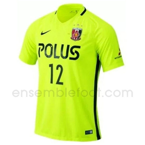 officielle maillot urawa red diamonds 2017-2018 extérieur