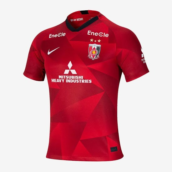 officielle maillot urawa red diamonds 2020-21 domicile