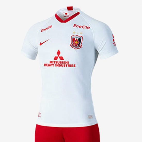 officielle maillot urawa red diamonds 2020-21exterieur