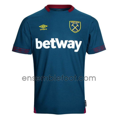 officielle maillot west ham united 2018-2019 exterieur