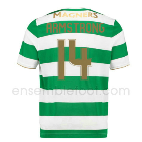 ensemble maillot armstrong 14 celtic 2017-2018 domicile