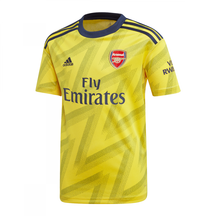 ensemble maillot arsenal 2019-2020 exterieur