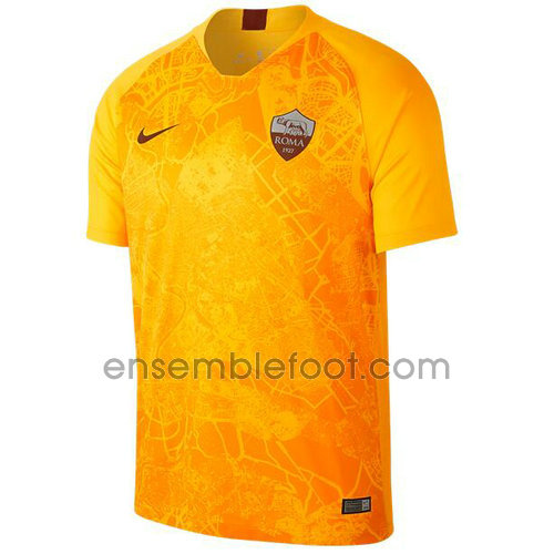 ensemble maillot as rome 2018-2019 troisieme