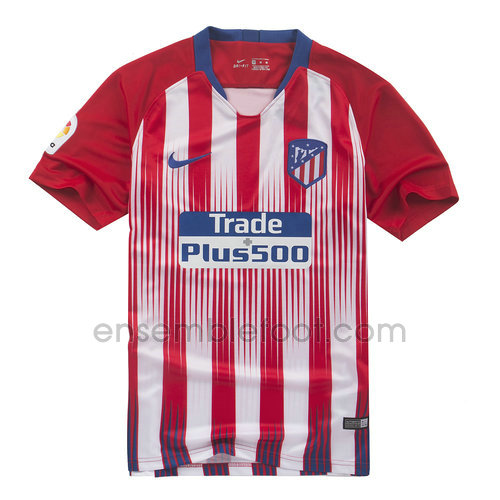 ensemble maillot atletico madrid 2018-2019 domicile