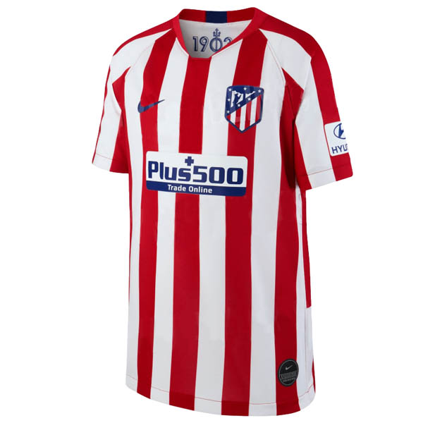 ensemble maillot atletico madrid 2019-2020 domicile