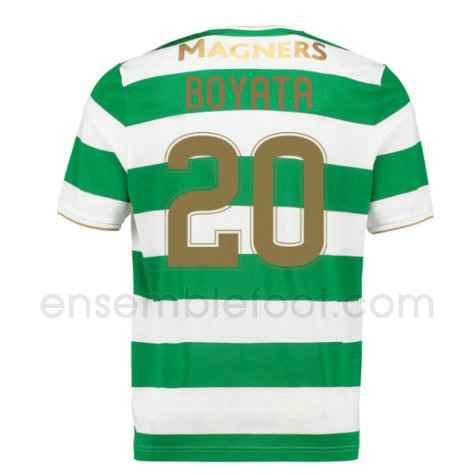 ensemble maillot boyata 20 celtic 2017-2018 domicile