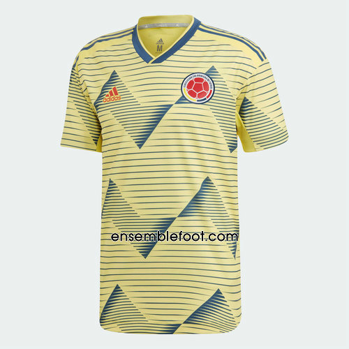 officielle maillot colombie 2019-2020 domicile
