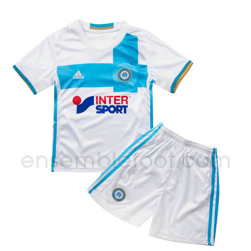 ensemble olympique de marseille ensemble olympique de marseille maillot ensemble de foot. Black Bedroom Furniture Sets. Home Design Ideas