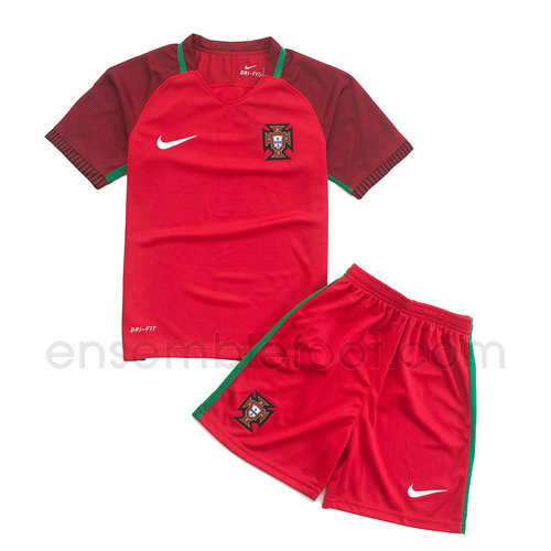 ensemble portugal ensemble portugal maillot ensemble de foot enfant portugal 2017 domicile. Black Bedroom Furniture Sets. Home Design Ideas