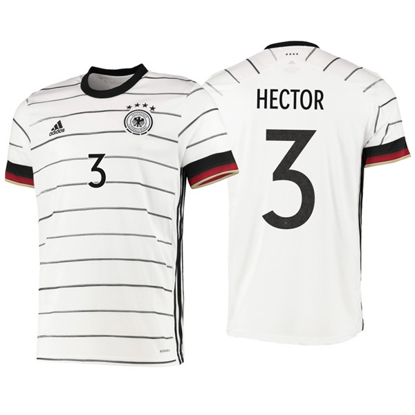 ensemble maillot jonas hector allemagne 2020-21 domicile