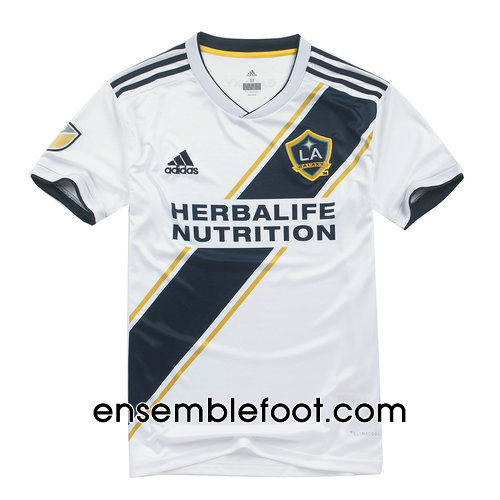 ensemble maillot los angeles galaxy 2017-2018 domicile
