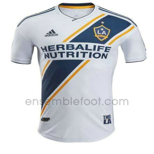 ensemble maillot los angeles galaxy 2018-2019 domicile