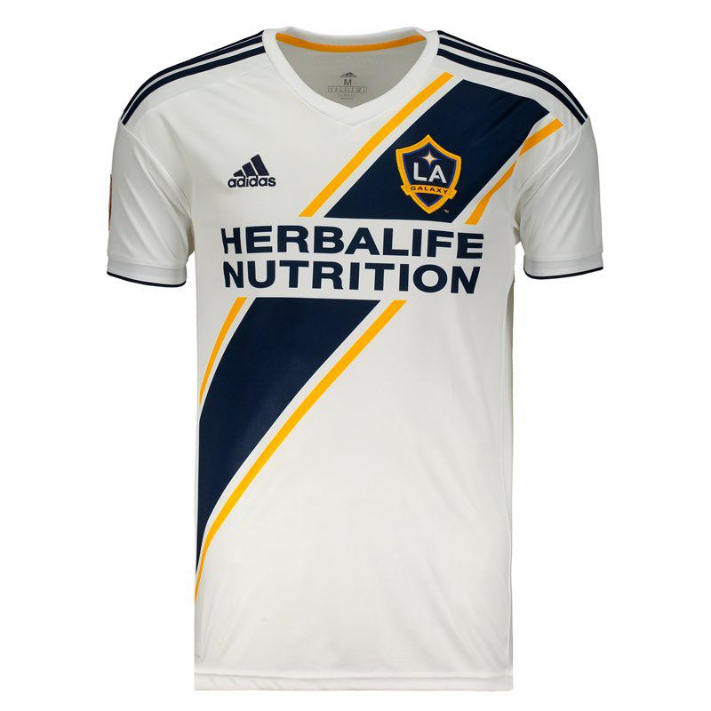 ensemble maillot los angeles galaxy 2019-2020 domicile
