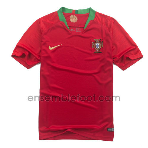 ensemble maillot portugal mondial 2018 domicile