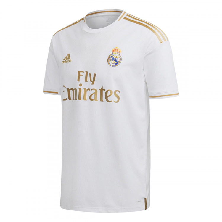 ensemble maillot real madrid 2019-2020 domicile