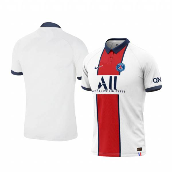 maillots paris saint germain 2020-2021 officielle exterieur