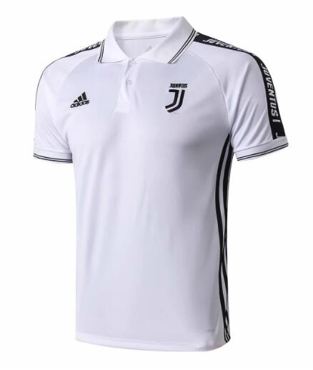 maillot polo homme Juventus 2020 blanc