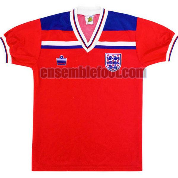 maillots angleterre 1980 exterieur