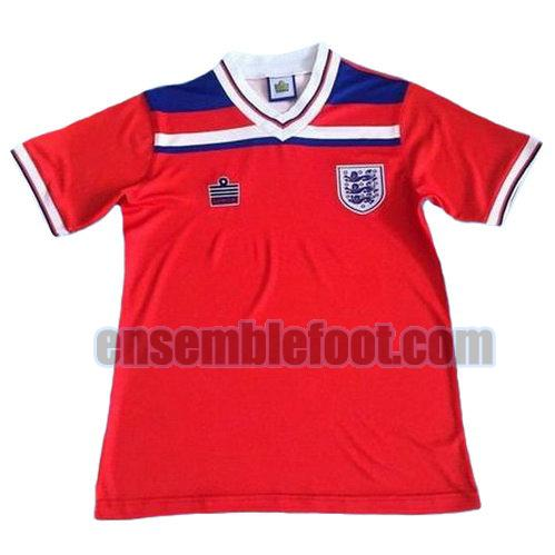maillots angleterre 1980 thaïlande exterieur