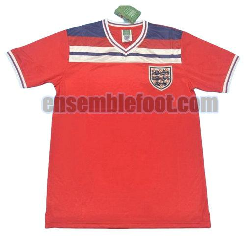 maillots angleterre 1982 thaïlande exterieur