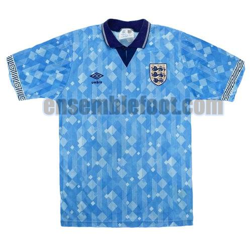 maillots angleterre 1990 thaïlande exterieur