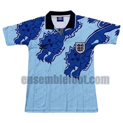 maillots angleterre 1992 thaïlande exterieur