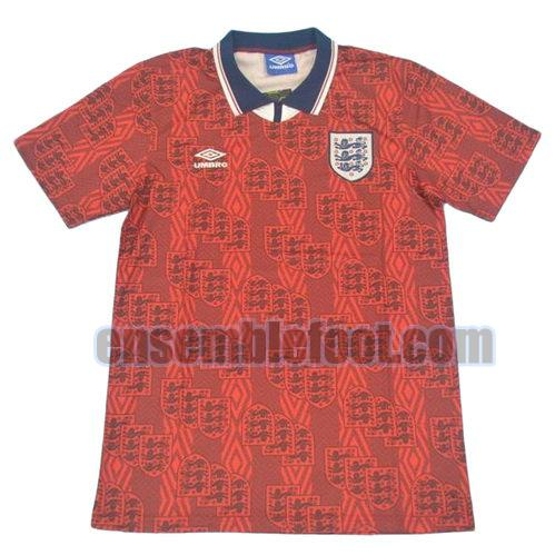 maillots angleterre 1994 thaïlande exterieur