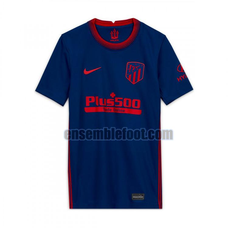 maillots atletico madrid 2020-2021 ensemble exterieur