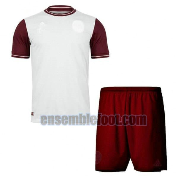 maillots bayern munich enfants blanc rouge 120th