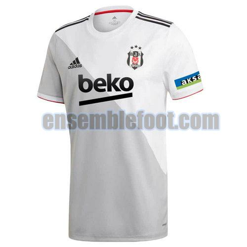 maillots besiktas jk 2020-2021 officielle domicile
