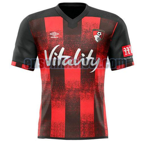 maillots bournemouth 2020-2021 officielle domicile
