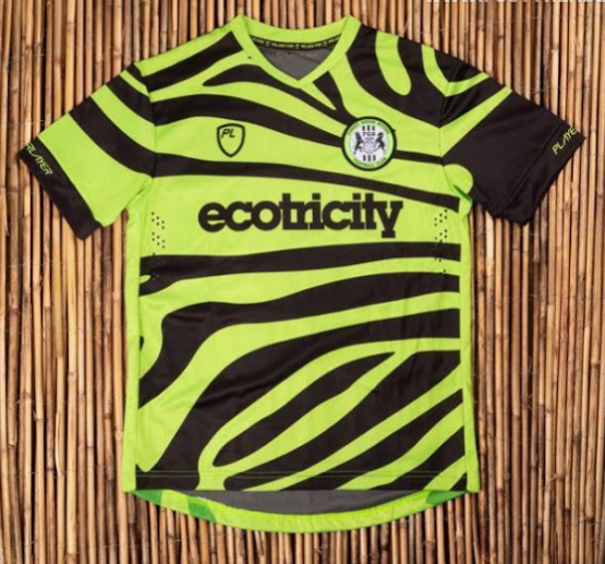 officielle maillot Forest Green Rovers 2019-2020 domicile